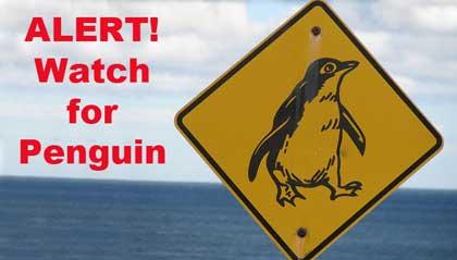 Penguin Alert