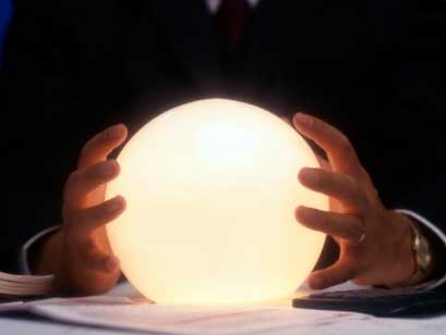 Crystal Ball on Internet Marketing