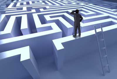 Internet Marketing Data Maze
