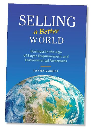 Selling a Better World Cover with Shadow